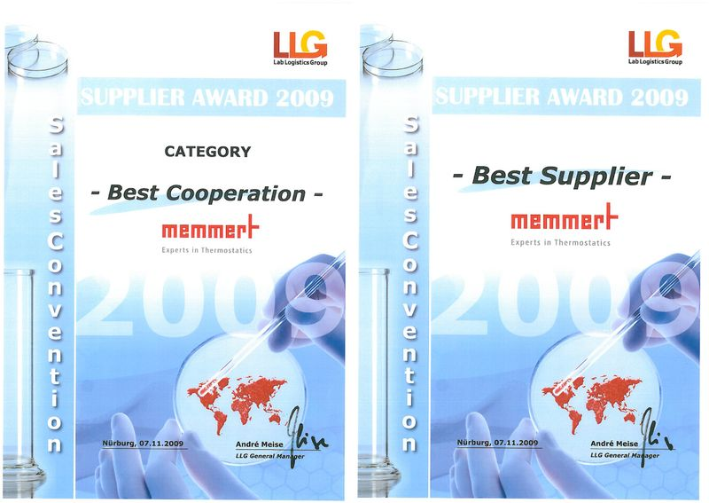 Best Supplier And Best Cooperation Memmert Gmbh Co Kg