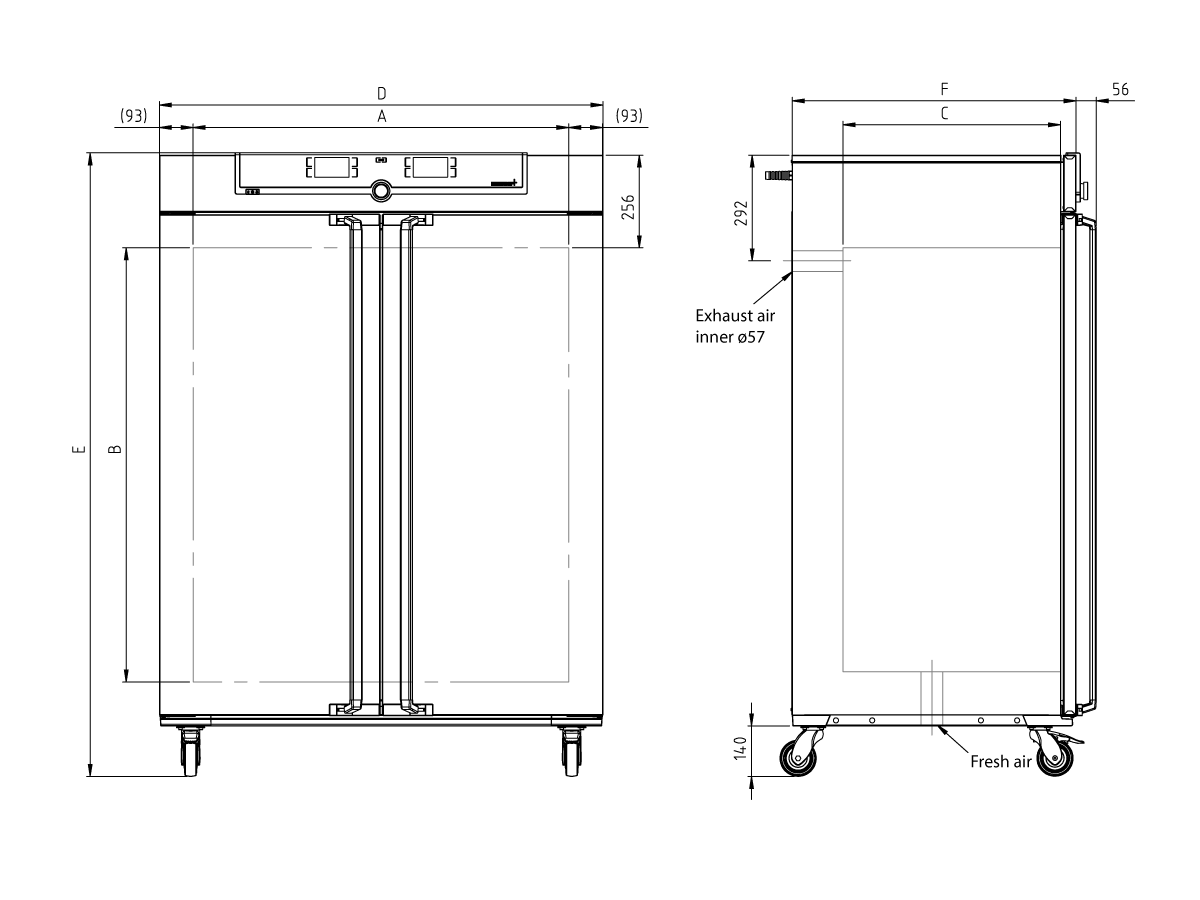 Sketch Universal Oven UN750