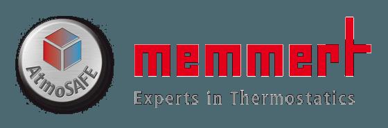 Logo Memmert GmbH + Co. KG